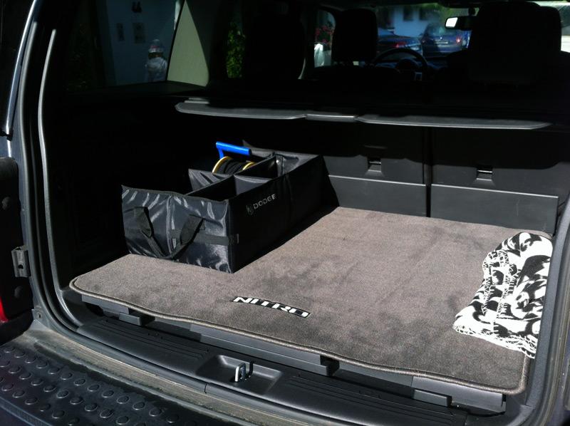 2016 Dodge Nitro Rubber Floor Mats Carpet Vidalondon