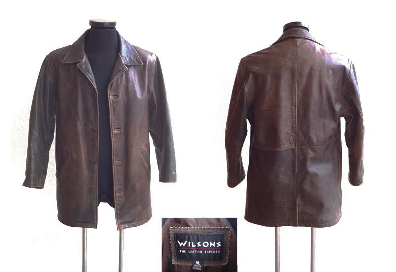 SUPERNATURAL | Wilsons Dean Winchester Car Coat (S) - FILMJACKETS.COM
